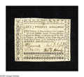 Colonial Notes:North Carolina, North Carolina December, 1768 20s Extremely Fine. The small topcenter tear exhibits an early repair, while four more small ...