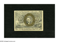 Fractional Currency:Second Issue, Fr. 1283 25c Second Issue Very Choice New. A very nice example of this second issue type that has bountiful margins, good br...