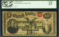 Fr. 190b $10 1864 Compound Interest Treasury Note PCGS Very Fine 25