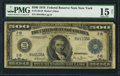 Fr. 1132-B $500 1918 Federal Reserve Note PMG Choice Fine 15 Net