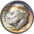 Roosevelt Dimes, 1953-S 10C MS68 Full Bands PCGS....