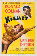 """Movie Posters:Fantasy, Kismet (MGM, 1944). One Sheet (27"""" X 41"""") Style D. Fantasy.. ..."""