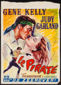 "Movie Posters:Musical, The Pirate (MGM, 1949). Trimmed Belgian (14.25"" X 19.5""). Musical.. ..."