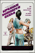 """Movie Posters:Adult, Swedish Sorority Girls (Jack Rabbit, 1977). One Sheets (22) Identical (27"""" X 41""""). Adult.. ... (Total: 22 Items)"""