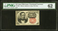 Fractional Currency:Fifth Issue, Fr. 1265 10¢ Fifth Issue PMG Uncirculated 62.. ...