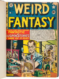 Golden Age (1938-1955):Horror, Weird Fantasy and Others Complete Runs Bound Volumes Group of 4(EC, 1950s).... (Total: 4 Items)