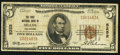 National Bank Notes:Oklahoma, Miami, OK - $5 1929 Ty. 1 The First NB Ch. # 5252. ...