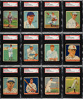 Autographs:Sports Cards, Signed 1933 Goudey Baseball Card SGC-Authentic Collection (44). ...