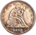 Proof Twenty Cent Pieces, 1878 20C PR60 PCGS....
