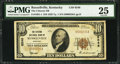 National Bank Notes:Kentucky, Russellville, KY - $10 1929 Ty. 1 The Citizens NB Ch. # 6546. ...