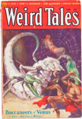 Pulps:Horror, Weird Tales - February 1933 (Popular Fiction) Condition: VG/FN....