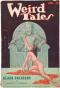 Pulps:Horror, Weird Tales - June 1933 (Popular Fiction) Condition: VG....