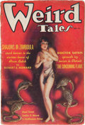 Pulps:Horror, Weird Tales - November 1935 (Popular Fiction) Condition: ApparentVG-....