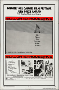 """Slaughterhouse-Five & Others Lot (Universal, 1972). One Sheets (3) (27"""" X 41""""). Fantasy. ... (Total: 3 Ite..."""