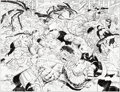 Original Comic Art:Splash Pages, John Romita Jr. and Klaus Janson World War Hulk #2 DoubleSplash Page 11-12 Original Art (Marvel, 2007)....