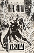 Original Comic Art:Covers, Jose Luis Garcia-Lopez Legends of the Dark Knight #20 CoverBatman Original Art (DC, 1991)....