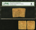 Colonial Notes:New Jersey, New Jersey Nov. 20, 1757 15s Good. New Jersey April 10, 1759 15s PMG Very Good 8 Net.. ... (Total: 2 notes)