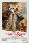 """Movie Posters:Animation, The Lord of the Rings (United Artists, 1978). One Sheet (27"""" X 41""""). Animation.. ..."""