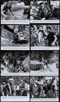 "Movie Posters:Action, Deliverance (Warner Brothers, 1972). Photos & Behind-The-ScenesPhotos (27) (6.5"" X 9.75,"" 7.5"" X 9.5,"" & 8"" X 9.5""). Action...(Total: 27 Items)"