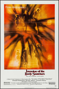 """Invasion of the Body Snatchers & Other Lot (United Artists, 1978). One Sheets (2) (27"""" X 41""""). Science Fic..."""