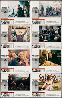 """Slaughterhouse-Five (Universal, 1972). Lobby Card Set of 8 (11"""" X 14""""). Fantasy. ... (Total: 8 Items)"""