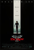 "Movie Posters:Action, The Crow & Other Lot (Miramax, 1994). One Sheets (27"" X 40""& 27"" X 41""). Action.. ... (Total: 2 Items)"