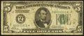 Fr. 1950-B* $5 1928 Federal Reserve Star Note. Very Good