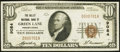 National Bank Notes:Pennsylvania, Green Lane, PA - $10 1929 Ty. 1 The Valley NB Ch. # 9084. ...