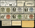 Miscellaneous:Other, World's Columbian Exposition Assorted Admission Tickets 1893.. ...(Total: 11 items)