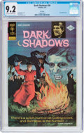 Bronze Age (1970-1979):Horror, Dark Shadows #30 File Copy (Gold Key, 1975) CGC NM- 9.2 Off-whiteto white pages....