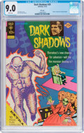 Bronze Age (1970-1979):Horror, Dark Shadows #29 File Copy (Gold Key, 1974) CGC VF/NM 9.0 Whitepages....