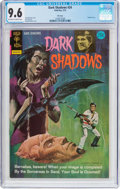 Bronze Age (1970-1979):Horror, Dark Shadows #24 File Copy (Gold Key, 1974) CGC NM+ 9.6 Off-whiteto white pages....