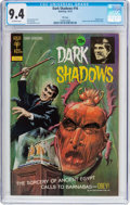 Bronze Age (1970-1979):Horror, Dark Shadows #16 File Copy (Gold Key, 1972) CGC NM 9.4 Off-whitepages....