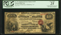 Middlebury, VT - $10/$20 Double Denomination Original Fr. 412 The NB of Middlebury Ch. # 1195