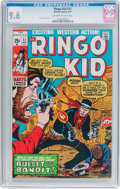 Bronze Age (1970-1979):Western, The Ringo Kid #11 (Marvel, 1971) CGC NM+ 9.6 Off-white to white pages....