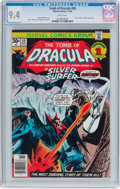 Bronze Age (1970-1979):Horror, Tomb of Dracula #50 (Marvel, 1976) CGC NM 9.4 White pages....