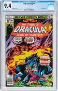 Bronze Age (1970-1979):Horror, Tomb of Dracula #64 (Marvel, 1978) CGC NM 9.4 White pages....