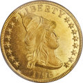Early Eagles, 1796 $10 BD-1, R.4, AU58 PCGS....