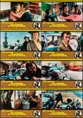 """Movie Posters:Action, Magnum Force (Warner Brothers, 1973). Italian Photobustas (8) (18.25"""" X 25.75""""). Action.. ... (Total: 8 Items)"""