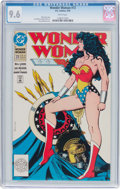 Modern Age (1980-Present):Superhero, Wonder Woman #72 (DC, 1993) CGC NM+ 9.6 White pages....