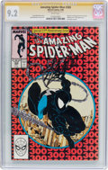 Modern Age (1980-Present):Superhero, The Amazing Spider-Man #300 Signature Series (Marvel, 1988) CGC NM-9.2 White pages....