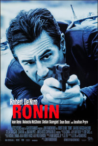 """Ronin & Others Lot (United Artists, 1998). One Sheets (4) (27"""" X 40"""" & 27"""" X 41"""") SS. Crime..."""