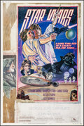 "Movie Posters:Science Fiction, Star Wars (20th Century Fox, 1978). Poster (40"" X 60"") Style D.Science Fiction.. ..."