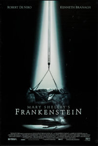 """Mary Shelley's Frankenstein & Others Lot (Tri-Star, 1994). One Sheets (3) (27"""" X 40""""). SS & DS. Horror..."""