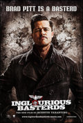 "Movie Posters:War, Inglourious Basterds (Universal, 2009). One Sheets (5) (27"" X 41"").5 Styles. War.. ... (Total: 5 Items)"