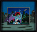 Animation Art:Production Cel, Gargoyles Demona Production Cel (Walt Disney, 1995). ...