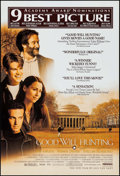 """Movie Posters:Drama, Good Will Hunting & Others Lot (Miramax, 1997). One Sheets (3) (27"""" X 40"""", 27"""" X 41""""). Drama.. ... (Total: 3 Items)"""
