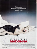 "Movie Posters:Rock and Roll, Truth or Dare (Acteurs Auteurs Associés, 1991). French Grande(46.75"" X 67.25"") DS. Alternate title: In Bed withMadonna..."