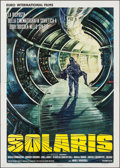 "Movie Posters:Science Fiction, Solaris (Euro International, 1974). Italian 4 - Fogli (55"" X77.5""). Science Fiction.. ..."