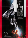 """Movie Posters:Foreign, Man Bites Dog (Acteurs Auteurs Associes, 1992). French Grande (45.5"""" X 67.75""""). Foreign.. ..."""